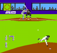 Bases Loaded ingame screenshot