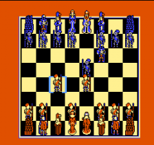 Battle Chess ingame screenshot