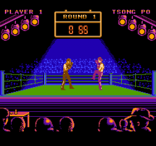 Best of the Best - Championship Karate ingame screenshot