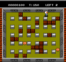 Bomberman II ingame screenshot