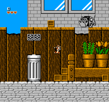 Chip 'n Dale - Rescue Rangers ingame screenshot