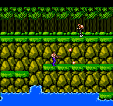 Contra ingame screenshot