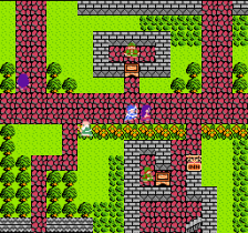 Dragon Warrior III ingame screenshot