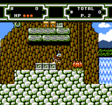 DuckTales 2 ingame screenshot