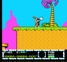 Flintstones, The - The Surprise at Dinosaur Peak! ingame screenshot