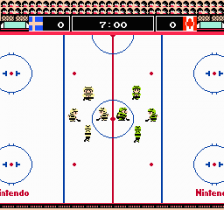 Ice Hockey ingame screenshot