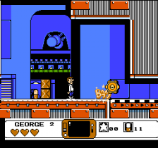 Jetsons, The - Cogswell's Caper ingame screenshot