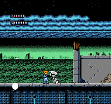 Journey to Silius ingame screenshot