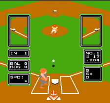 Major League Baseball ingame screenshot