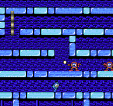 Mega Man 2 ingame screenshot