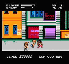Mighty Final Fight ingame screenshot