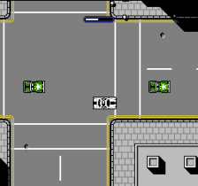 Motor City Patrol ingame screenshot