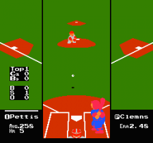 R.B.I. Baseball ingame screenshot