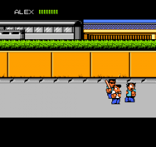 River City Ransom ingame screenshot