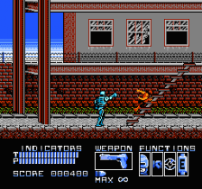 RoboCop ingame screenshot