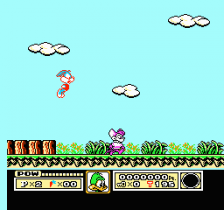 Tiny Toon Adventures ingame screenshot