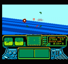 Top Gun - The Second Mission ingame screenshot