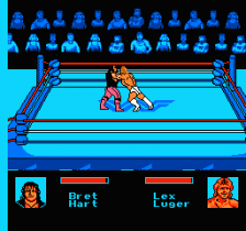 WWF King of the Ring ingame screenshot