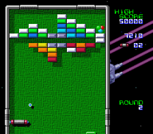 Arkanoid - Doh It Again ingame screenshot