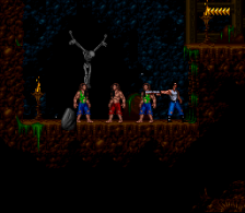 Blackthorne ingame screenshot