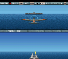 Carrier Aces ingame screenshot