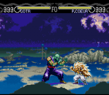 Dragon Ball Z - Hyper Dimension ingame screenshot