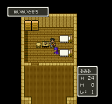 Dragon Quest V - Tenkuu no Hanayome ingame screenshot