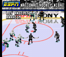 ESPN National Hockey Night ingame screenshot