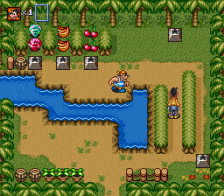 Goof Troop ingame screenshot
