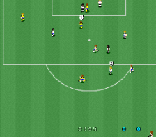 Kevin Keegan's Player Manager ingame screenshot