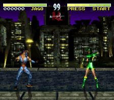 Killer Instinct ingame screenshot