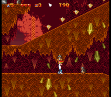 Mighty Max ingame screenshot