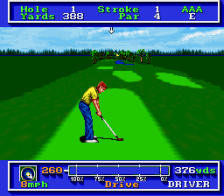 PGA Tour Golf ingame screenshot