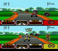Road Riot 4WD ingame screenshot
