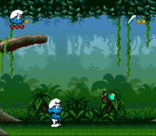 Smurfs 2, The ingame screenshot