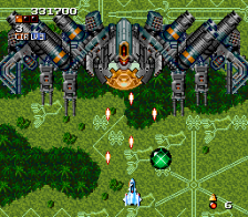 Space Megaforce ingame screenshot