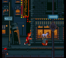 Spirou ingame screenshot