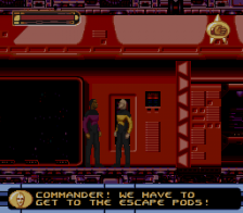 Star Trek - Deep Space Nine - Crossroads of Time ingame screenshot