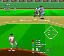 Super Bases Loaded 3 - License to Steal ingame screenshot