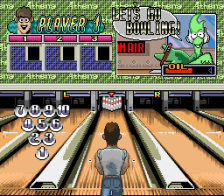 Super Bowling ingame screenshot
