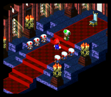 Super Mario RPG - Legend of the Seven Stars ingame screenshot