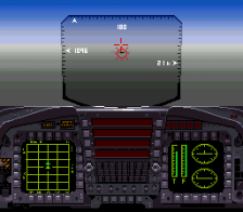 Super Strike Eagle ingame screenshot