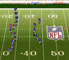 Tecmo Super Bowl II - Special Edition ingame screenshot