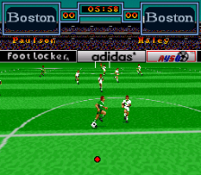Tony Meola's Sidekicks Soccer ingame screenshot