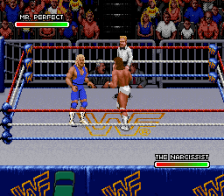 WWF Royal Rumble ingame screenshot