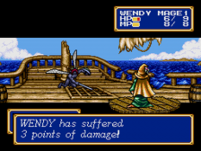 Shining Force CD ingame screenshot