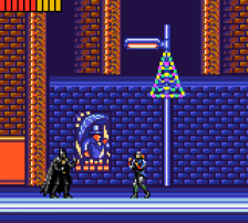 Batman Returns ingame screenshot