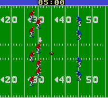 Joe Montana's Football ingame screenshot