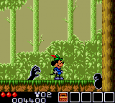 Legend of Illusion Starring Mickey Mouse ingame screenshot