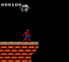 Spider-Man and the X-Men in Arcade's Revenge ingame screenshot